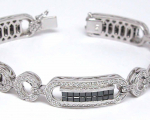 Black Diamond InvisibleSet Bracelet
