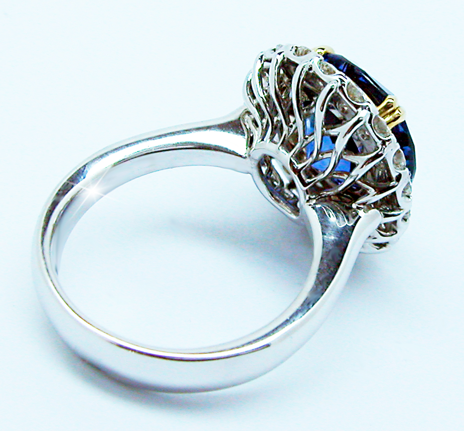 oval sapphire kate ring exclusive jewelry designs