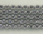 Multirow Diamond Bracelets