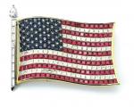 Patriotic Flag Pin